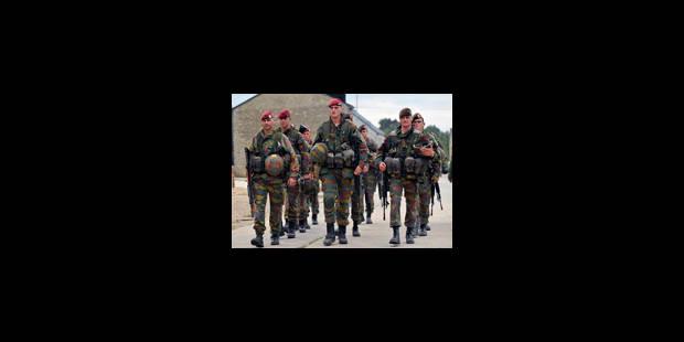 Un service militaire volontaire - La Libre
