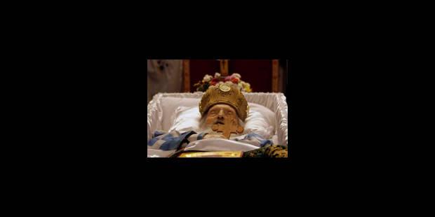 Le patriarche Pavle est décédé - La Libre