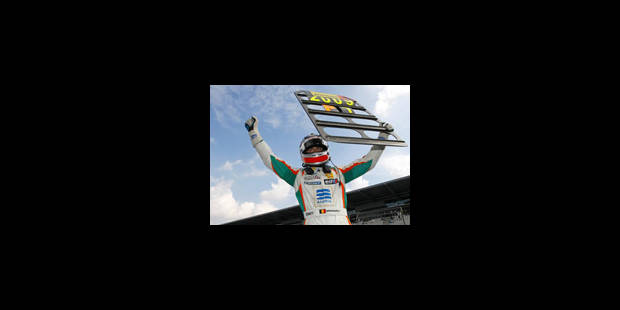 Bertrand Baguette, mérite sportif masculin - La Libre