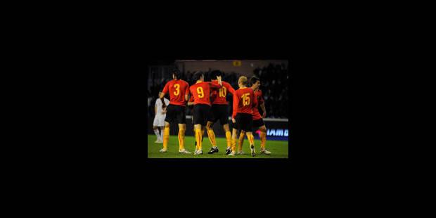 Victoire des Diables face à la Hongrie (3-0)