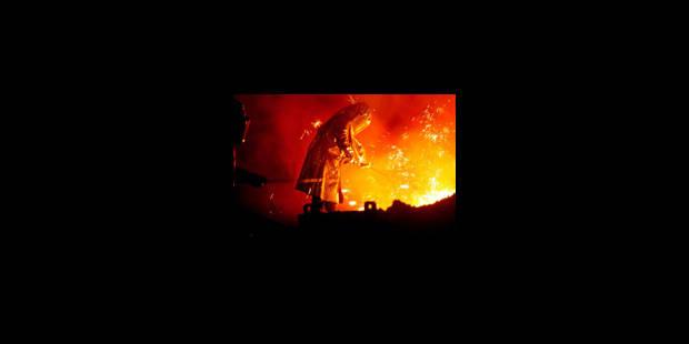 Redémarrage graduel chez ArcelorMittal à Liège