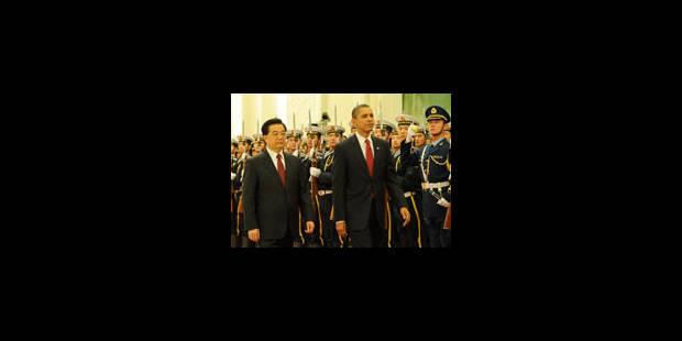 Chine et USA pour une reprise des négociations - La Libre