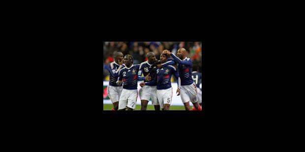 Mondial 2010 : la main de Henry qualifie la France ! - La Libre