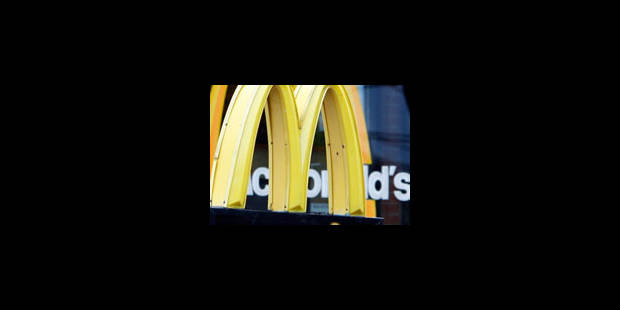 La SNCB modifie un spot radio suite à une plainte de McDonald's - La Libre