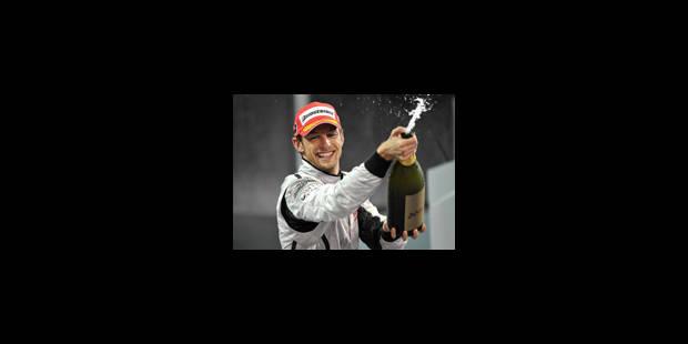 Button signe chez McLaren - La Libre