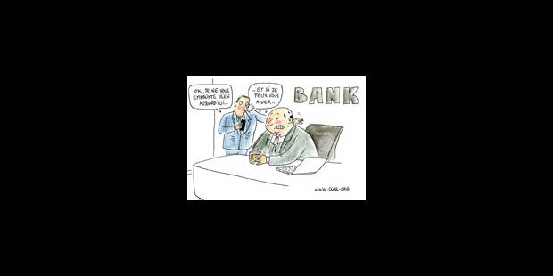 Aidez votre banquier à rester zen ! - La Libre