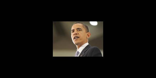 """Colonies: Obama estime que l'attitude d'Israël """"pourrait être très dangereuse"""" - La Libre"""