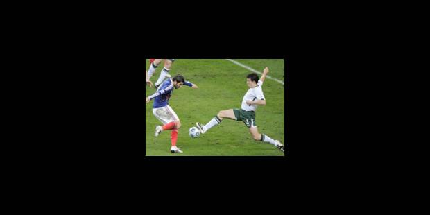 La FIFA exclut de faire rejouer le match France-Irlande - La Libre