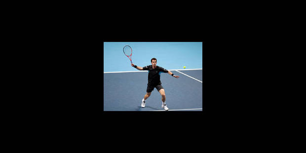 Masters - Murray bat Del Potro dans le match d'ouverture - La Libre