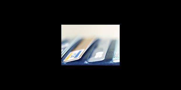 Payer avec sa carte de crédit en un clin d'oeil - La Libre