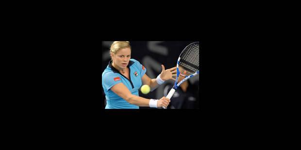 Henin/Clijsters au 1er tour? Le stress des organisateurs - La Libre