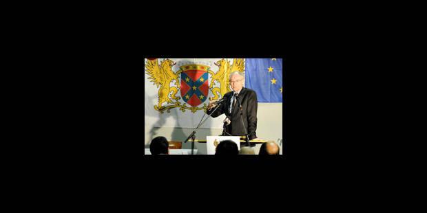 Van Rompuy est à sa place...pas l'Europe - La Libre