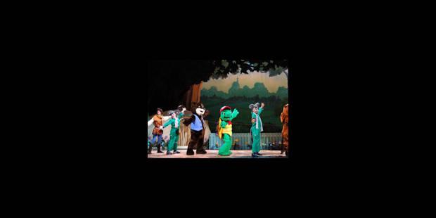 Franklin la Tortue en scène ! - La Libre