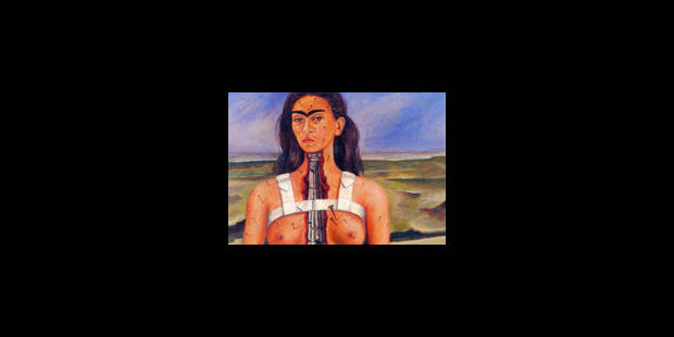 "La ""rivale"" de Frida Kahlo - La Libre"