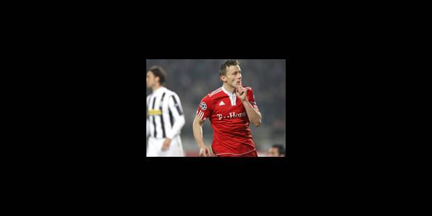 Le Bayern reverdit à Turin - La Libre