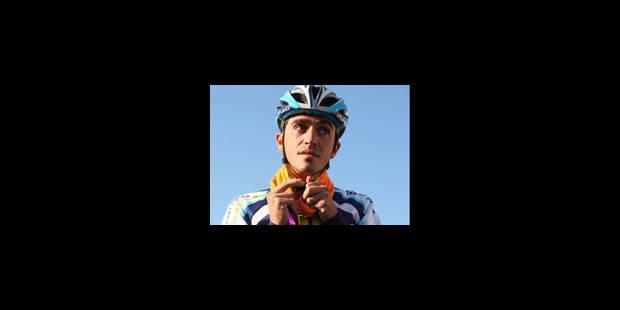 Contador reçoit le trophée du meilleur coureur 2009 - La Libre