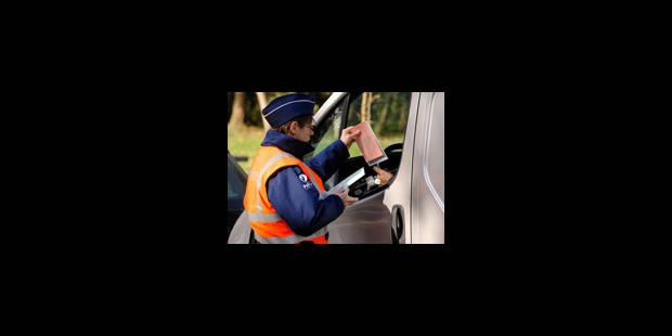 Contrôles mobiles: plus de mille excès de vitesse en novembre - La Libre