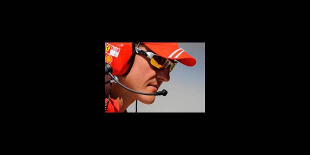 Et si Schumacher revenait et bouclait la boucle avec Mercedes ? - La Libre