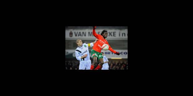 Zulte Waregem bat le CS Bruges 1-0 - La Libre