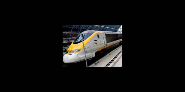Trois trains en panne dans le tunnel sous la Manche - La Libre