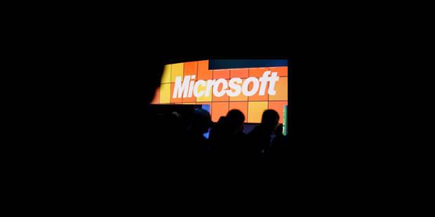 La Commission calme Microsoft - La Libre