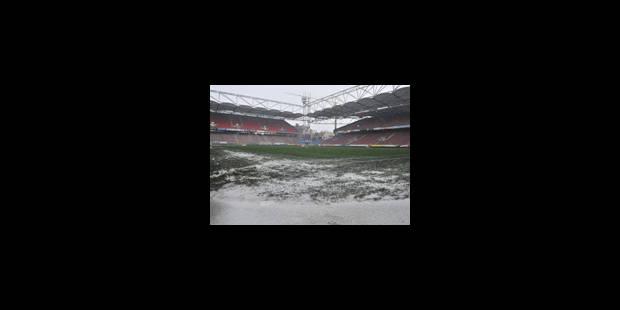 19e journée: Charleroi/Standard et Anderlecht/FC Bruges remis - La Libre