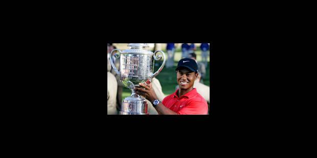 Woods, champion plébiscité et isolé - La Libre