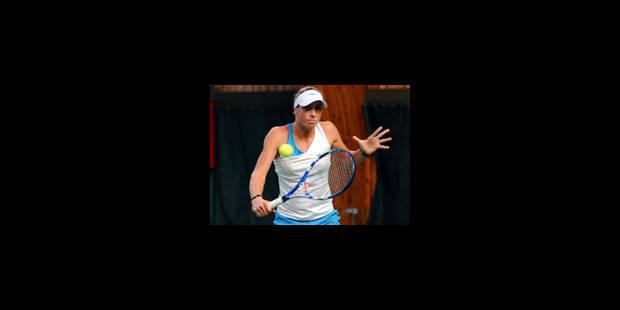 Enfin du tennis pour Yanina - La Libre