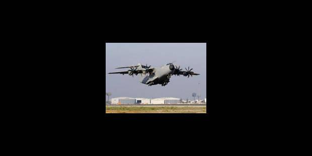 A400M: le patron d'Airbus prépare l'abandon du programme - La Libre