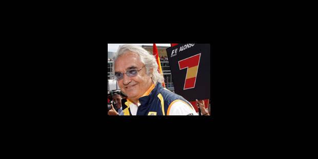 La FIA considère que l'exclusion de Briatore s'applique toujours - La Libre