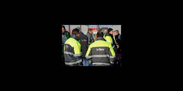 AB InBev en partie à l'arrêt en raison d'une grève - La Libre