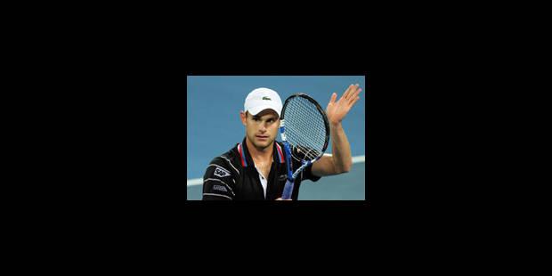 ATP - Brisbane: Gasquet battu par Roddick en quart de finale - La Libre