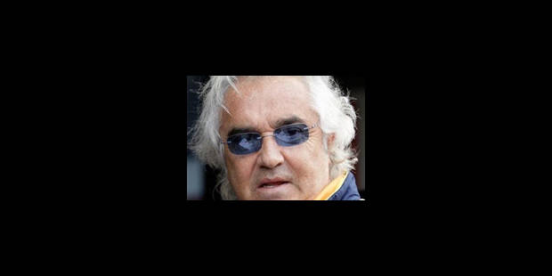 La FIA décide de faire appel contre Briatore - La Libre