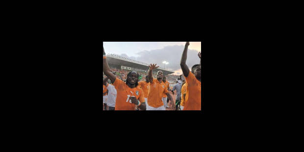 Le Togo officiellement hors du tournoi