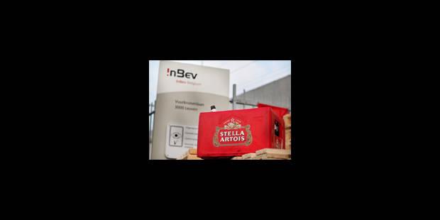 AB InBev: les sites de Louvain et Jupille toujours bloqués - La Libre