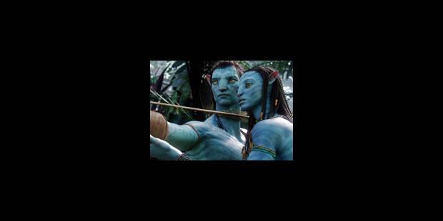 """""""Avatar"""" indétrônable de la première place du box-office - La Libre"""