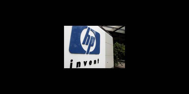 HP annonce une restructuration qui coûtera 324 emplois - La Libre