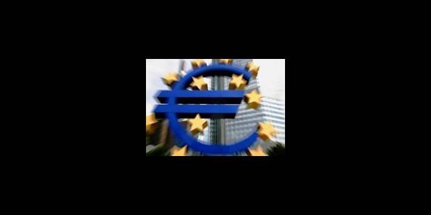 La BCE en attente dans une zone euro fragilisée par la crise grecque - La Libre