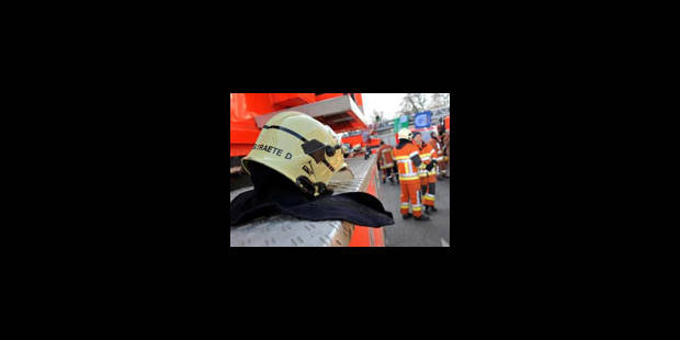 Les pompiers descendront jeudi dans la rue - La Libre