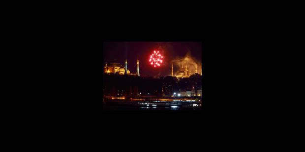 La fête à Istanbul, capitale culturelle - La Libre