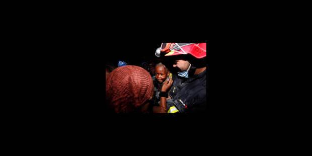 Be-Fast sauve deux vies en Haïti - La Libre