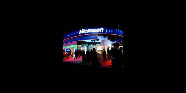 Données privées: Microsoft va réduire sa durée de stockage à 6 mois - La Libre