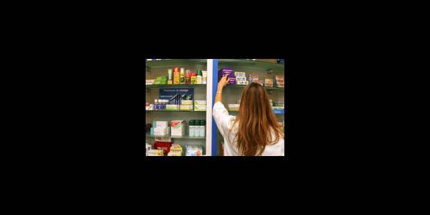 La rémunération du pharmacien moins liée au prix du médicament - La Libre