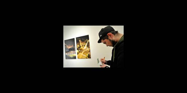 """20.000 visiteurs pour un grand """"troc"""" d'oeuvres d'art - La Libre"""