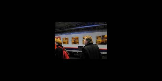 """2009, """"année merdique"""" pour la SNCB - La Libre"""
