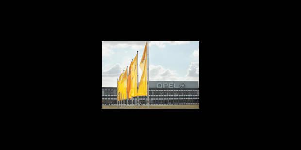 Opel Anvers ferme ses portes : 5.000 emplois concernés