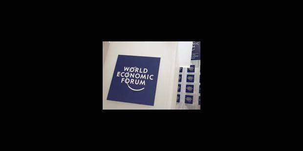 Davos: cinq jours à la montagne entre patrons et politiques - La Libre
