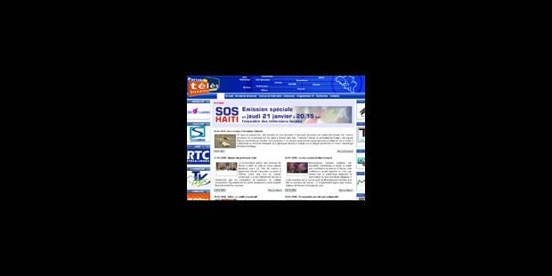 SOS Haïti: aussi sur 5 télés locales - La Libre