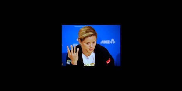 Fed Cup: Kim Clijsters également absente contre la Pologne - La Libre