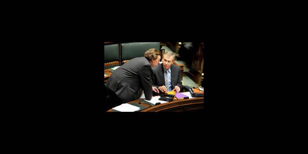 Affaire Daerden: ce jour -là, au Sénat, la cata ... - La Libre